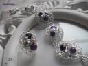 bratara,inel jad ,perle,cristale clasicdesign